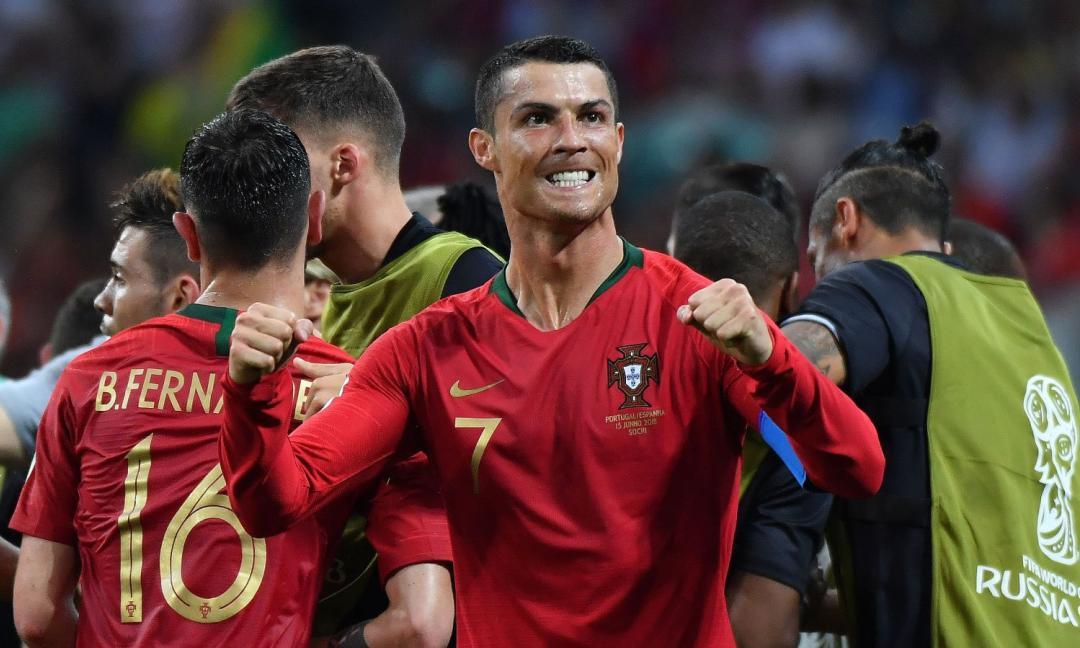 Convocati Portogallo, UFFICIALE: torna Ronaldo!