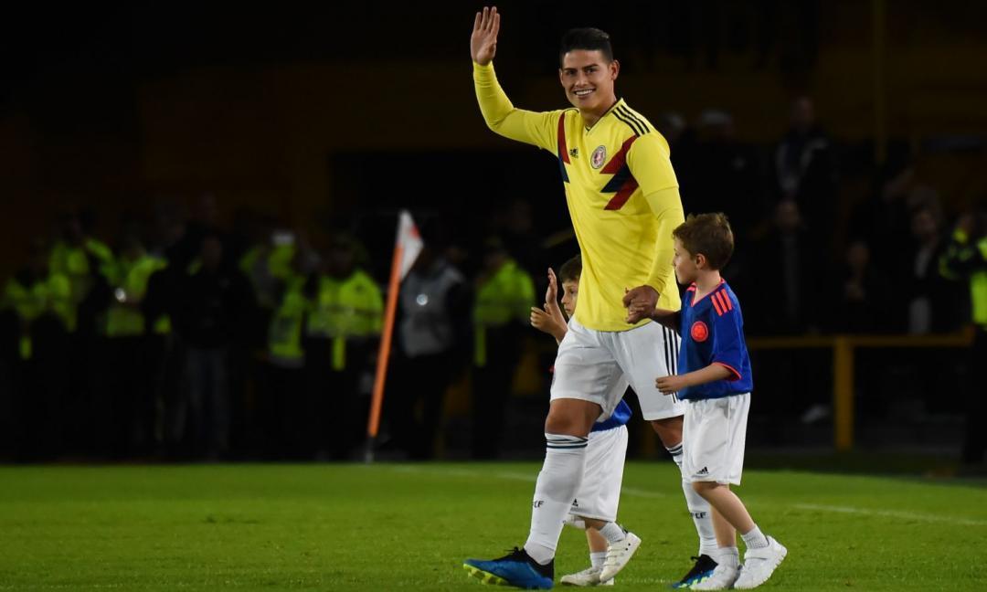 James Rodriguez e il gol che fa impazzire il mondo VIDEO