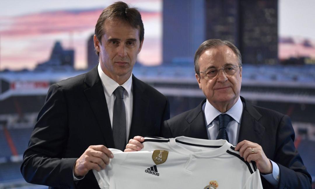 Florentino Perez: 'Spagna ingiusta, sleali perché siamo il Real. Lopetegui..'