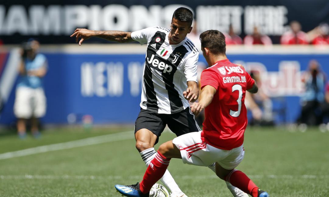 Juve, Cancelo assente a Villar Perosa: il motivo