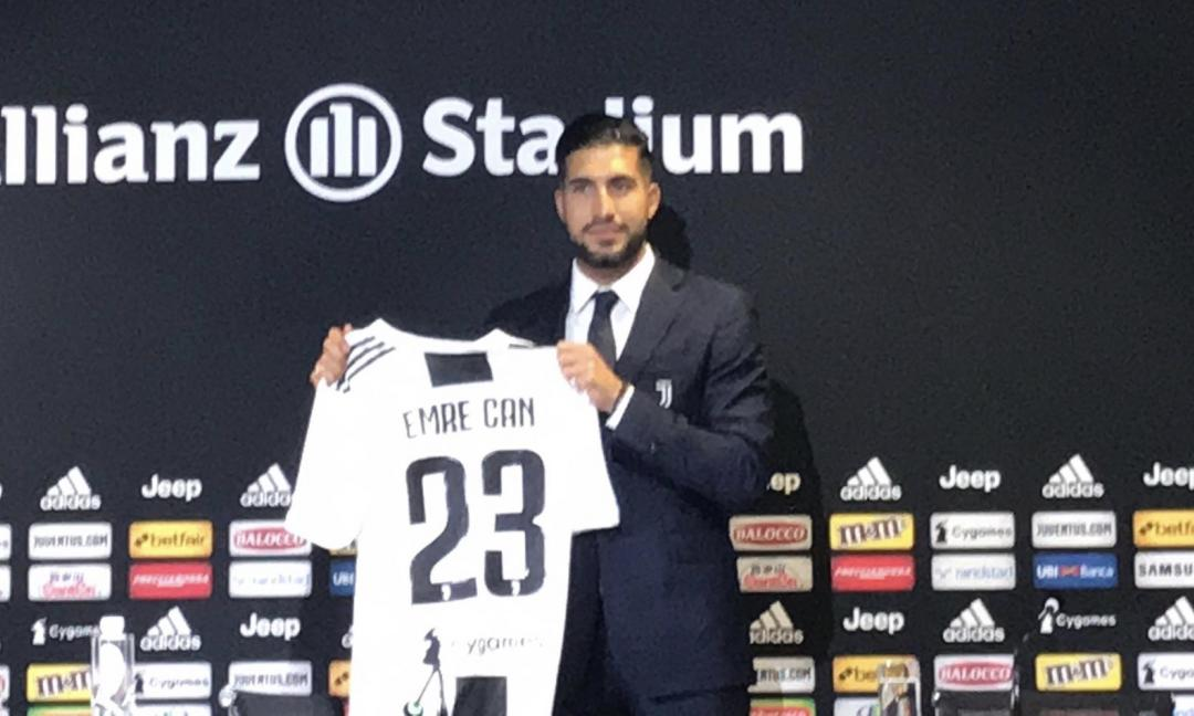 Maglia Home Juventus EMRE CAN