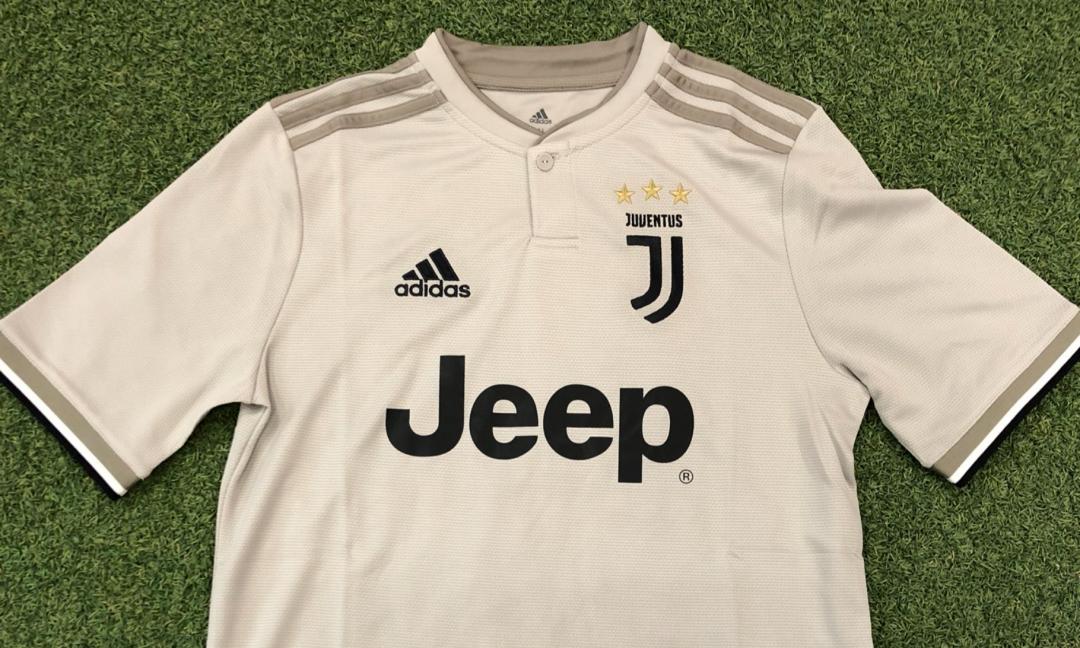 Seconda Maglia Juventus nuove