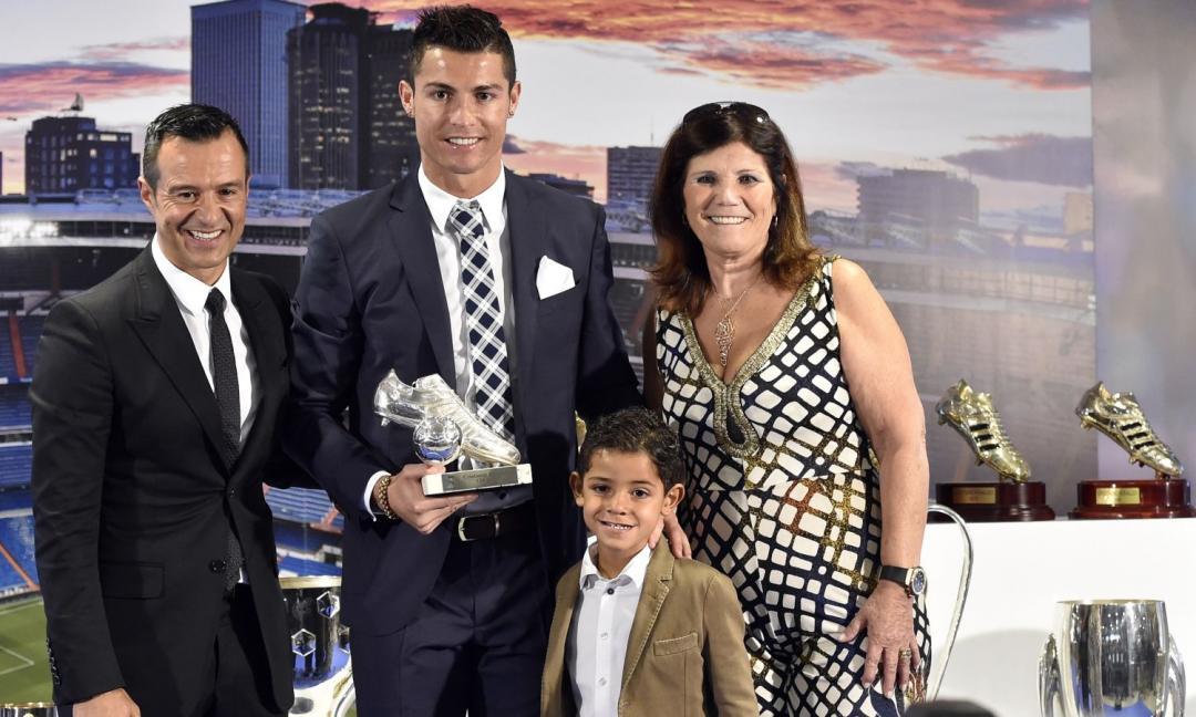 Jorge Mendes a Milano: la situazione Cristiano Ronaldo-Juve