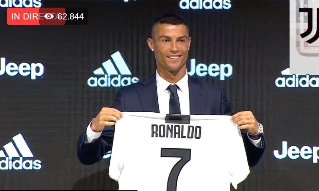 Asta benefica per Genova: c'è anche Cristiano Ronaldo