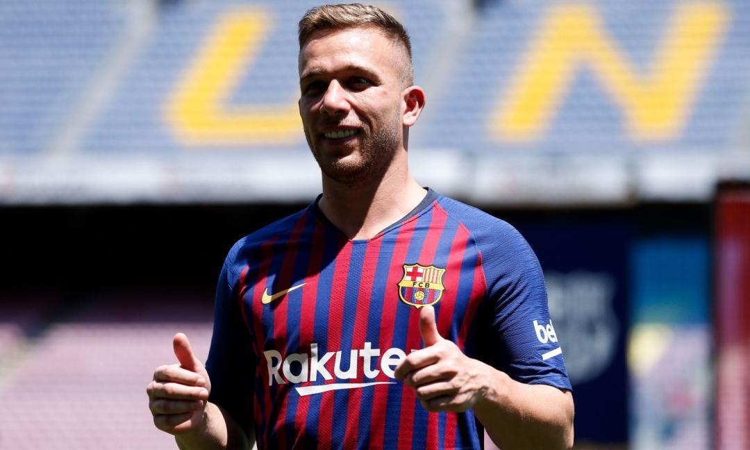 Arthur-Juve, cresce la fiducia: 'C'è un dettaglio che in Spagna conta, è sacro'