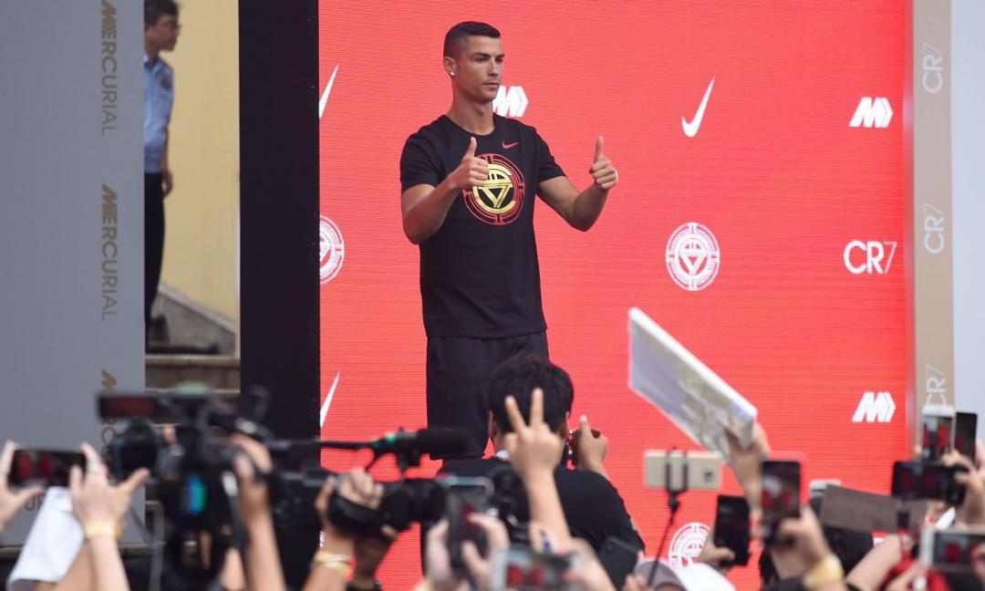 Cristiano Ronaldo può sponsorizzare un grande prodotto del made in Italy