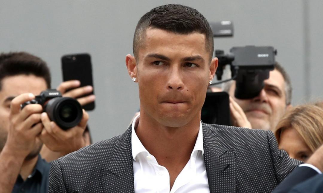 La Juve fa scuola: un club di C presenta il suo Cristiano Ronaldo FOTO