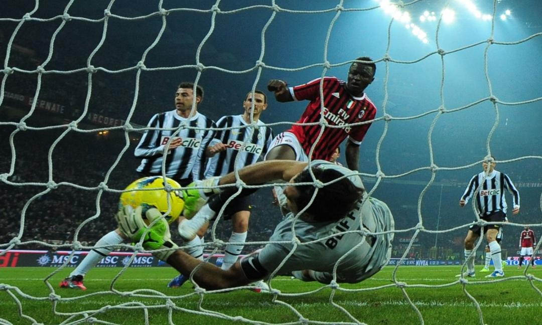 Muntari: 'Gol non-gol contro la Juve? Avremmo vinto match, ma lo Scudetto...'