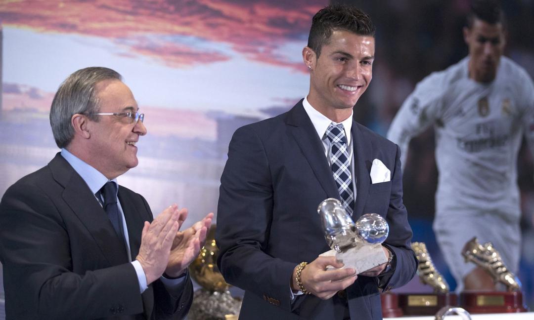 Ronaldo Pallone d'Oro: ecco di cosa ha paura Florentino Perez