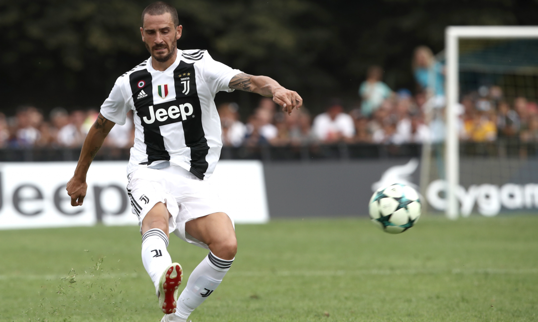 Bonucci senza Chiellini è solo un giocatore normale