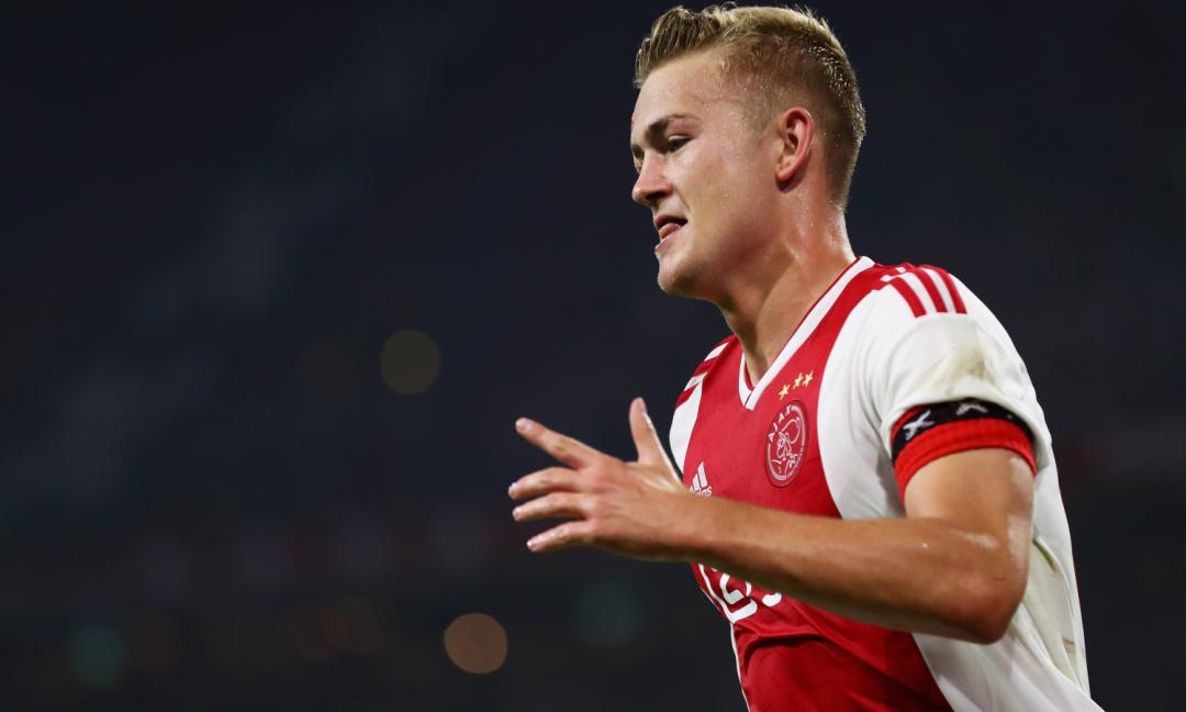 Ds Ajax: 'De Ligt via a giugno? Possibile'