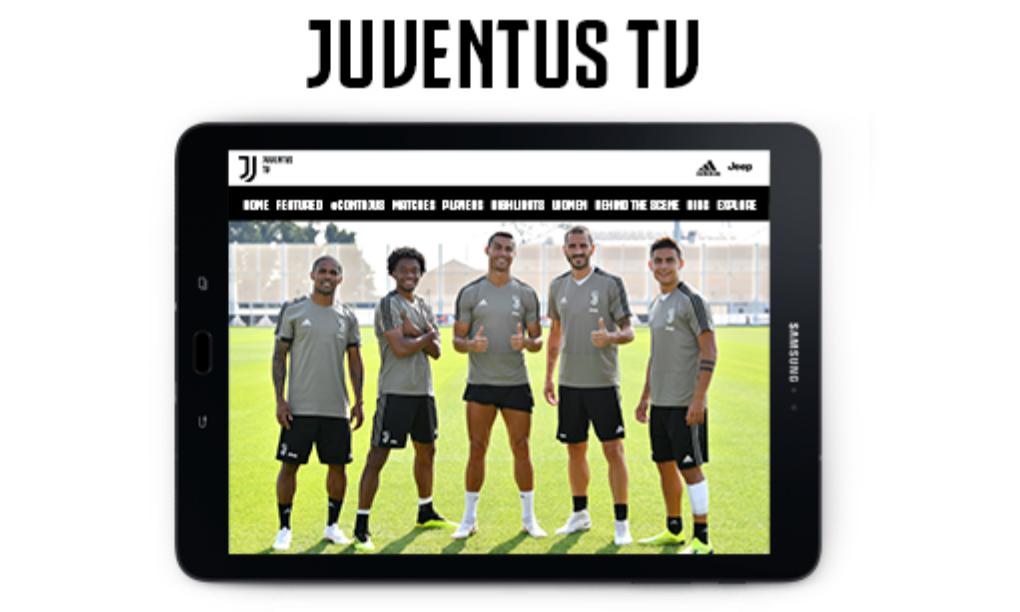 Juventus TV, tutto ciò che c'è da sapere sulla nuova piattaforma