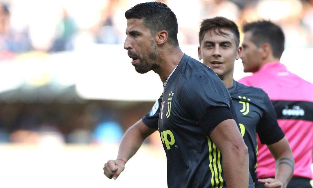 Khedira ai saluti: due offerte per il centrocampista bianconero