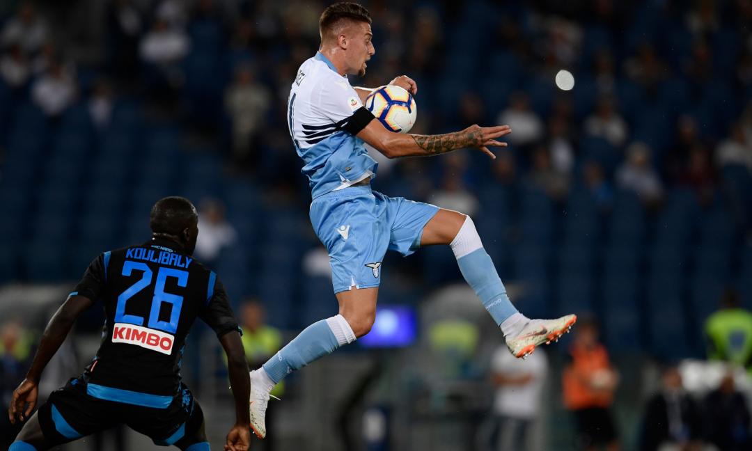 Milinkovic 'sorride' a Mourinho, ma la Juve non molla