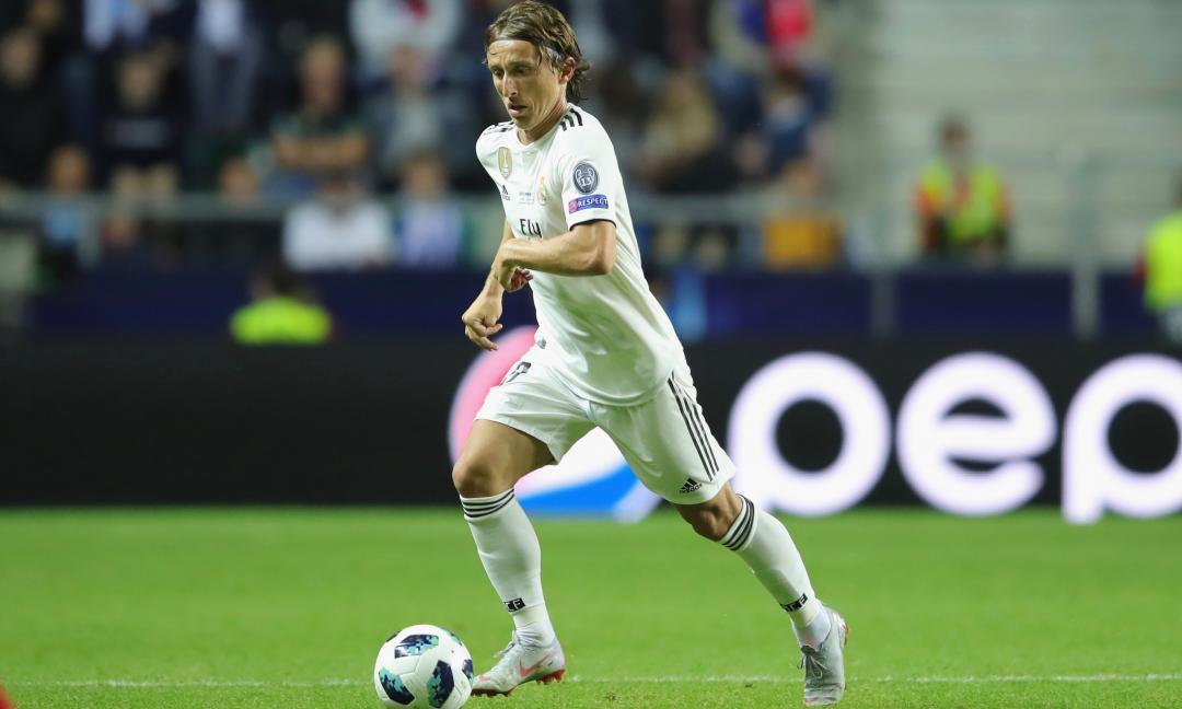 Dalla Spagna: tutto vero, la Juve si è inserita per Modric!