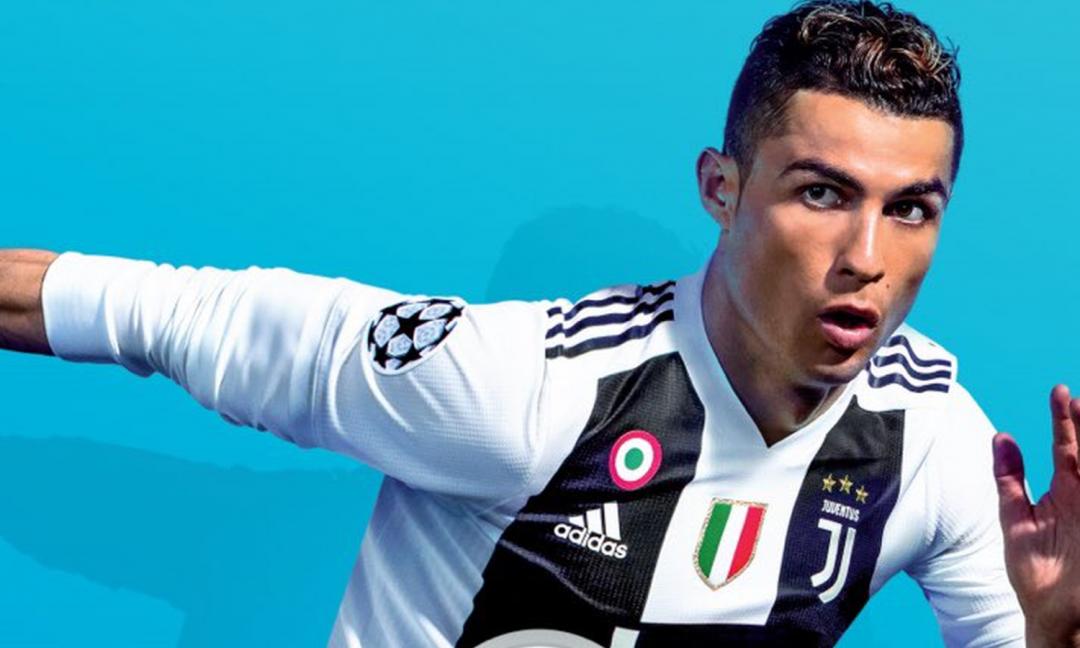 Ronaldo cancellato, a Napoli Insigne sulla copertina di Fifa 19 FOTO