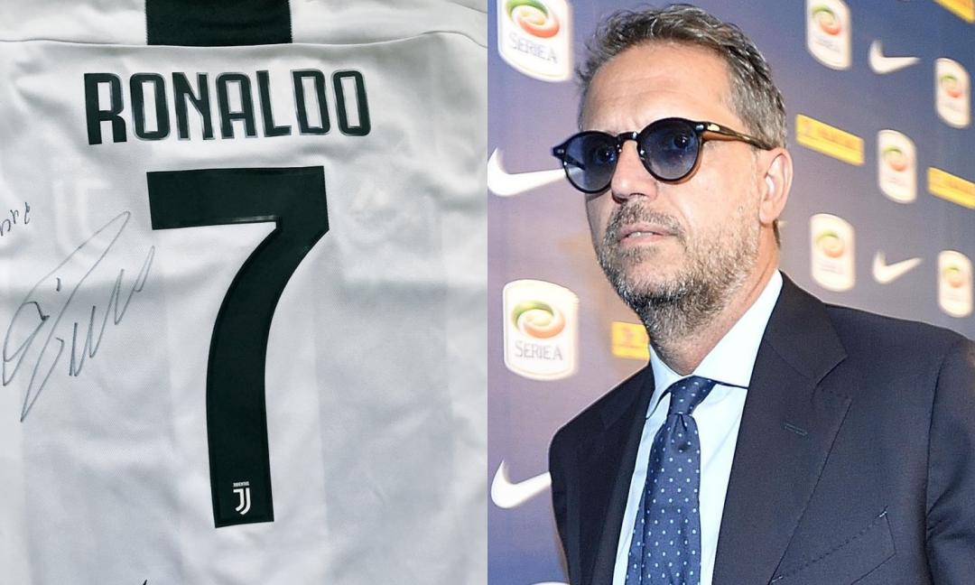 La rivelazione di Veltroni su Paratici: 'Gli ho chiesto il nuovo Ronaldo, lui...'