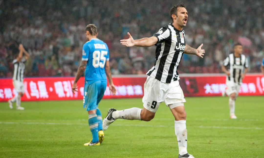 11 agosto: Supercoppa alla Juve... e il Napoli diserta la premiazione!