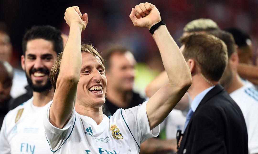 Dalla Spagna: 'Modric resta al Real? Colpa della Juve'. Il motivo
