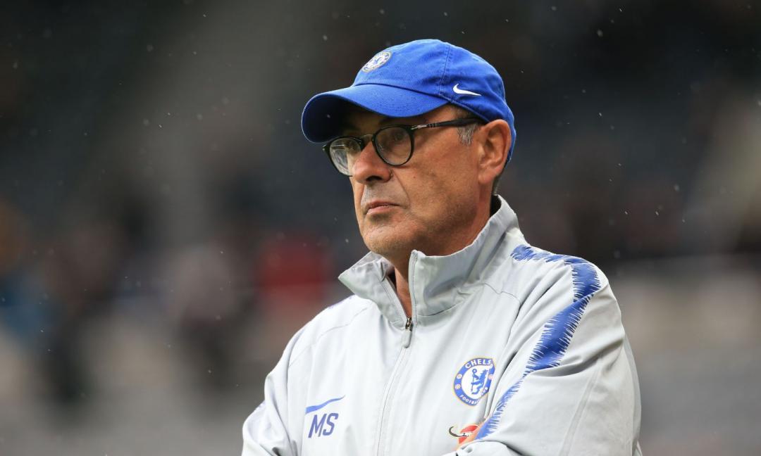 Paratici 'libera' Sarri: la Juve pagherà indennizzo, addio al Chelsea già domani