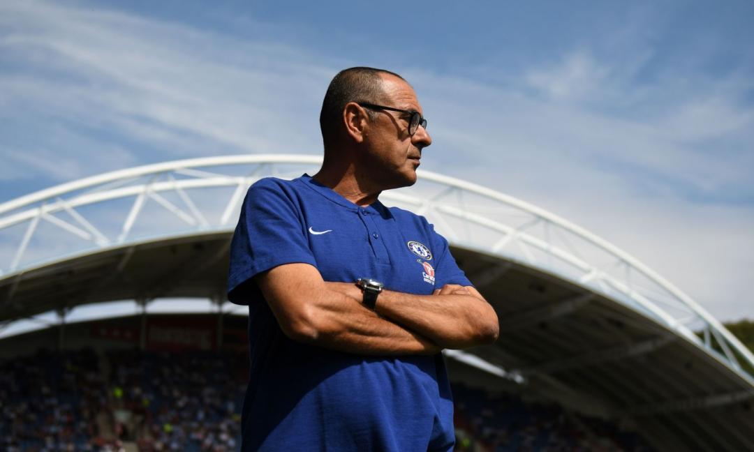 Chelsea, Sarri: 'Higuain un rimpianto. De Laurentiis? Gli manco'