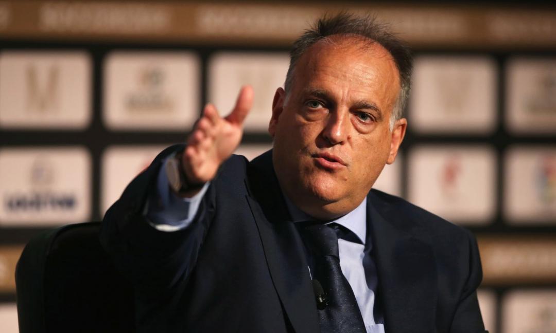Liga, Tebas: 'Non contempliamo lo scenario di non finire la competizione'