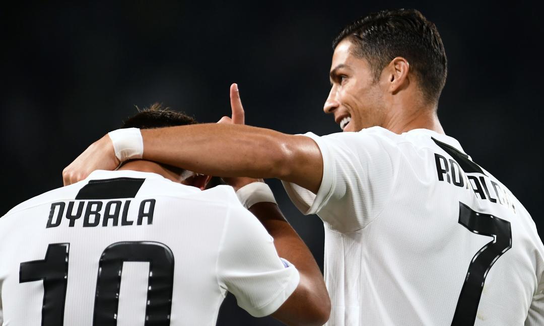 Juve-Frosinone: dove vedere la partita in tv e in streaming