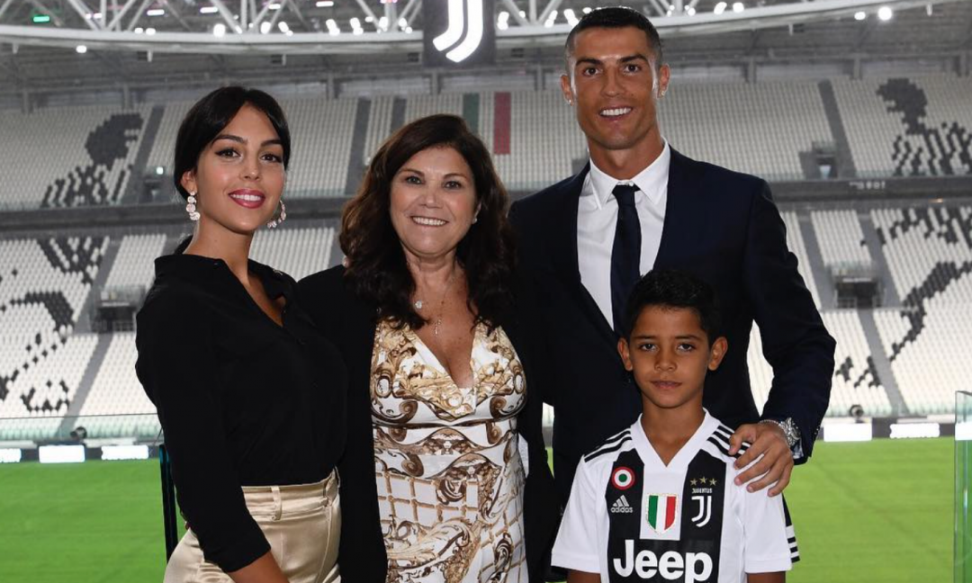 Juve Under 9 pazza di Cristiano Jr: segna 7 gol, esulta come CR7 VIDEO