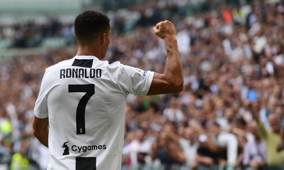 Effetto Ronaldo: prezzi dei biglietti alle stelle, ma più gente va allo stadio