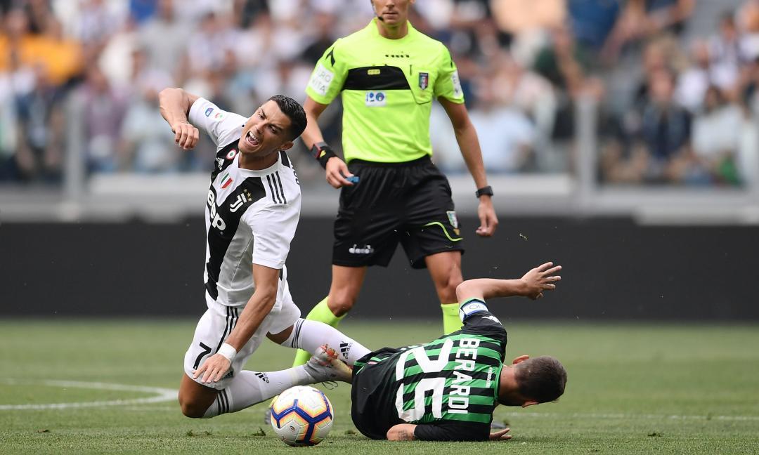 L'anti-Juve: 'Lo Scansuolo non esiste, certo: Consigli non si scansa, si sdraia'
