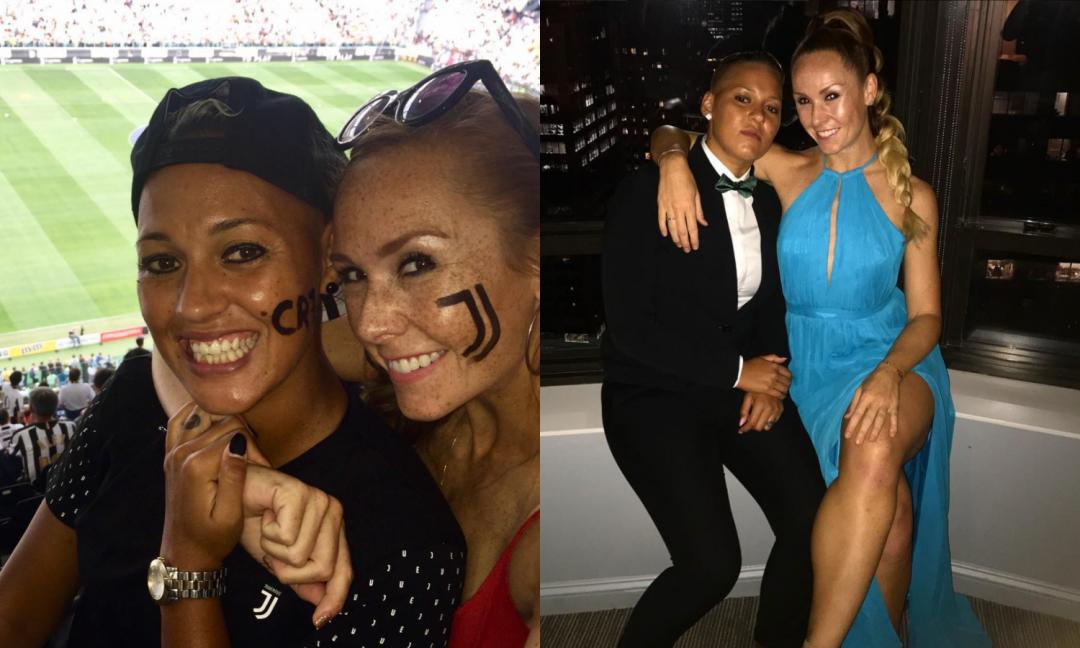 Juventus Women esempio per la lotta contro l'omofobia