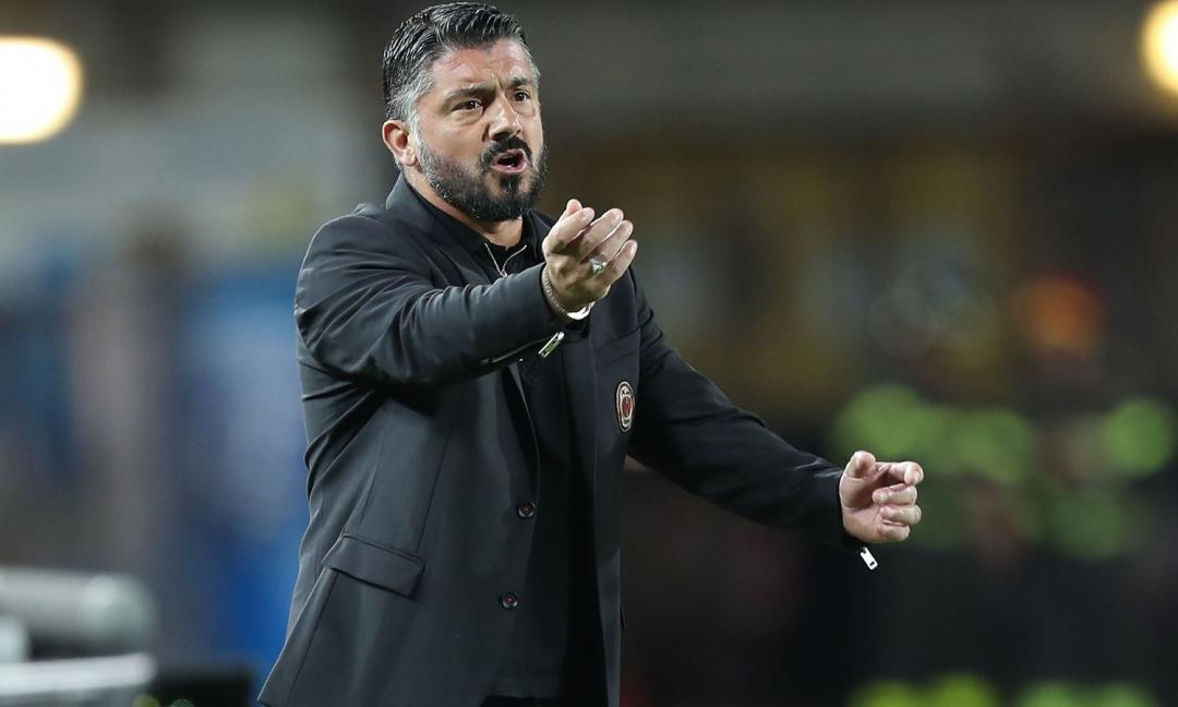 Supercoppa, Gattuso è già carico: la decisione sull'allenamento di oggi