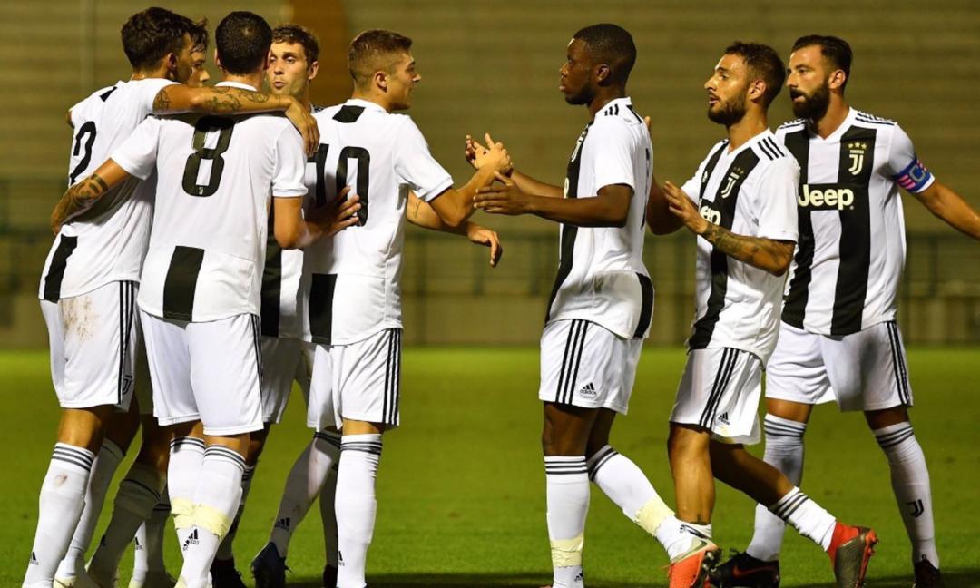 Juve Under 23, i CONVOCATI per l'Arezzo