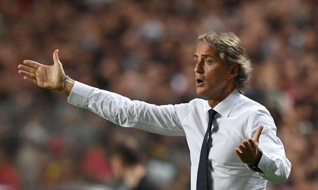 Italia, Mancini: 'Siamo stati bravissimi. Dedica ai piccoli del Bambin Gesù'