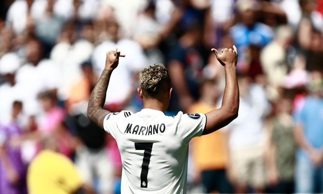 Mariano, zero gol e infortunio! Inizio shock per l'erede di CR7 al Real