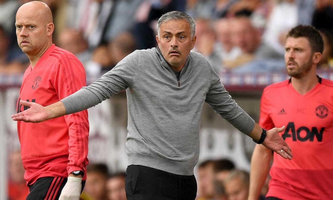 Mourinho all'attacco: 'Giornalisti ossessionati e bugiardi'
