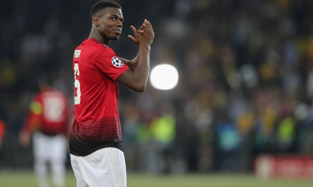 Pogba-Juve: il Manchester United comunica il prezzo