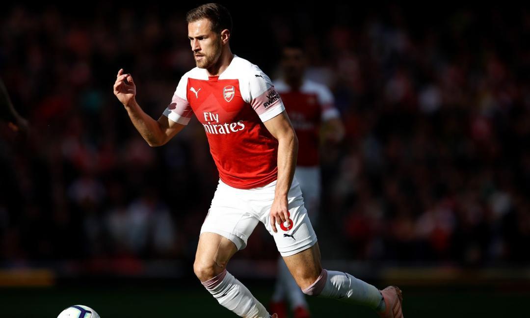 Dall'Inghilterra: la Juve offre un pre-contratto a Ramsey!