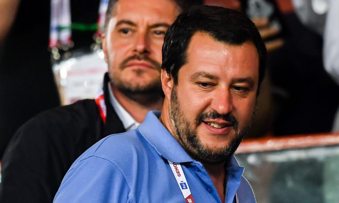 Salvini: 'Abbiamo allontanato 50 tifosi da Torino'