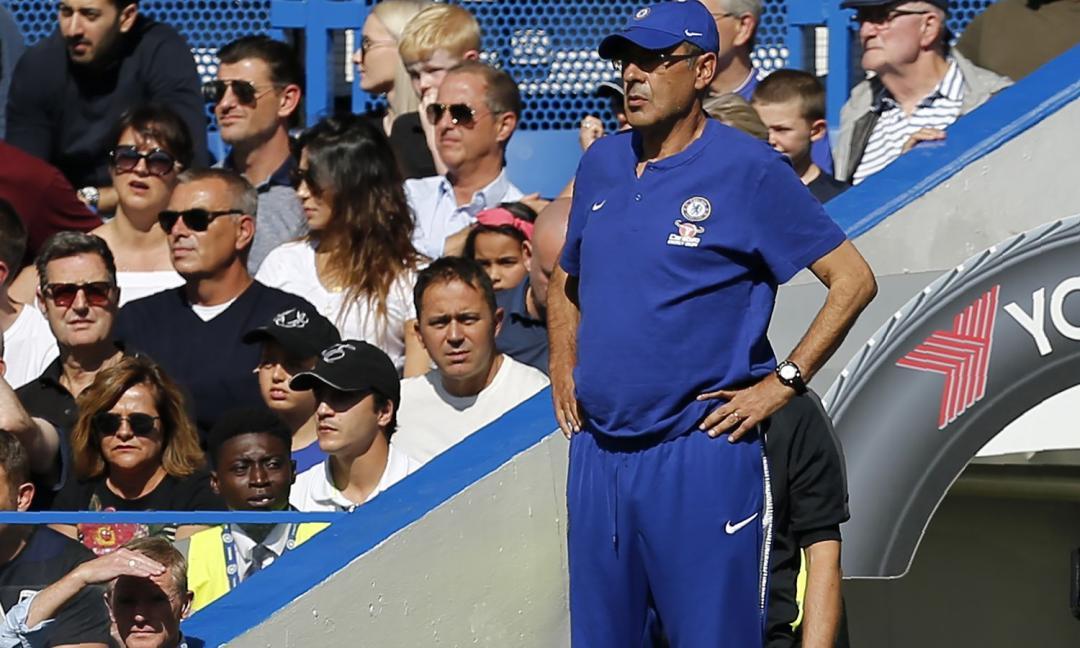 Sarri, ma che fai? Il Chelsea perde anche con la seconda squadra!