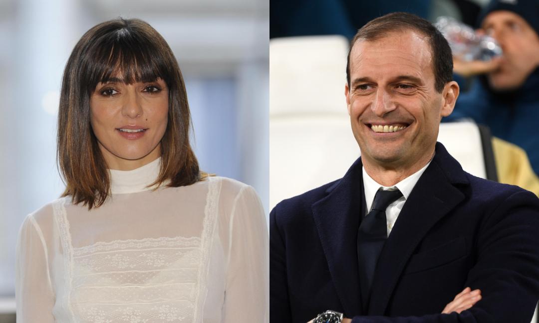 Ex Juve: Allegri va a vivere con Ambra e la figlia sparisce dai social