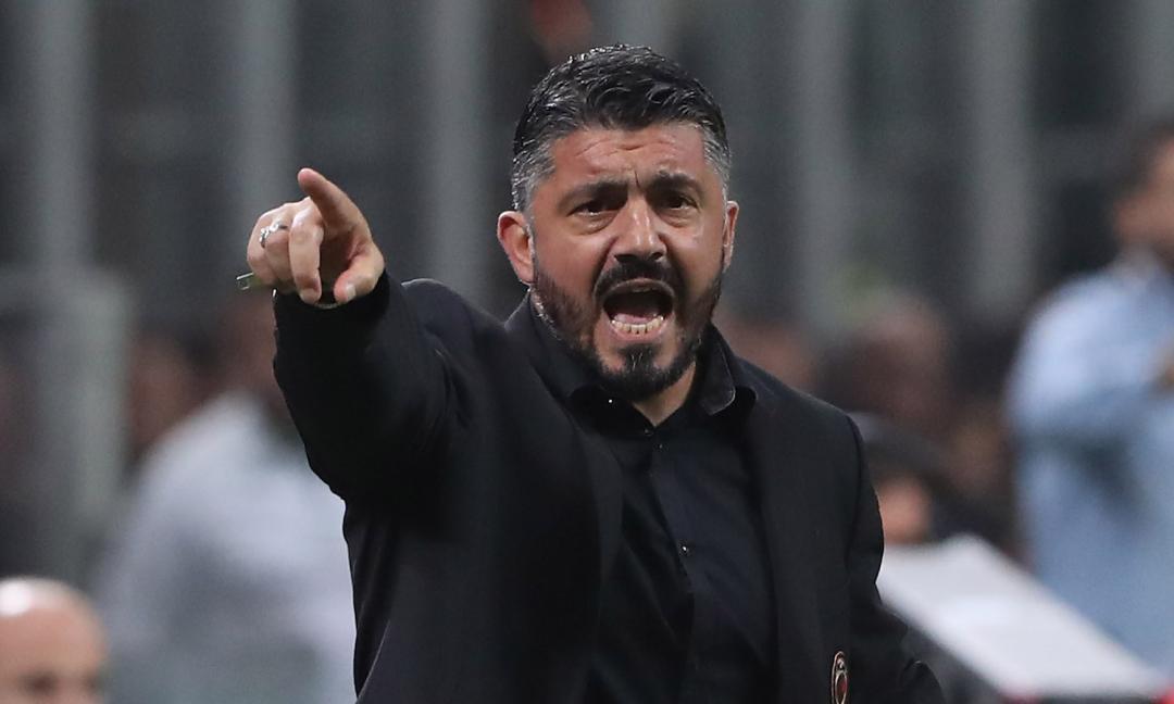 Verso Milan-Juve, la carica di Reina e Gattuso: 'Ce la giochiamo, senza paura'
