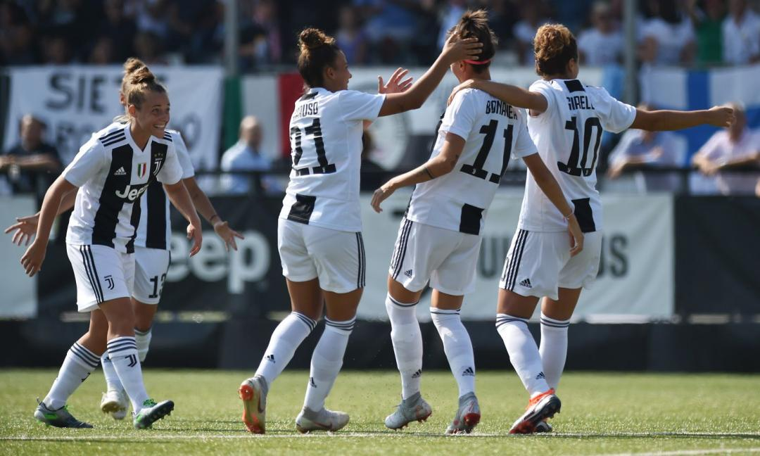 Juve Women, che vittoria per l'Under 17!