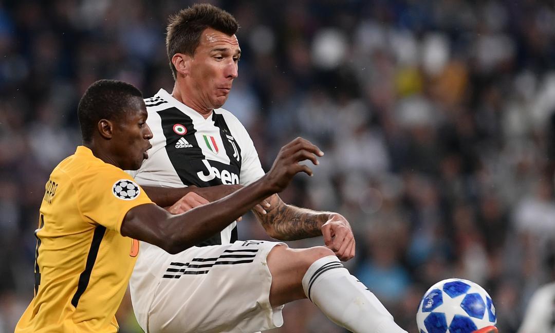 Mandzukic ha scelto: vuole tornare al Bayern Monaco