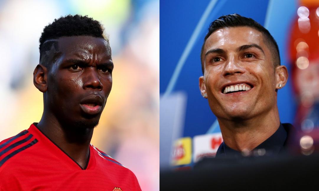 The Athletic: 'Pogba, niente Juve per colpa di... Ronaldo!'