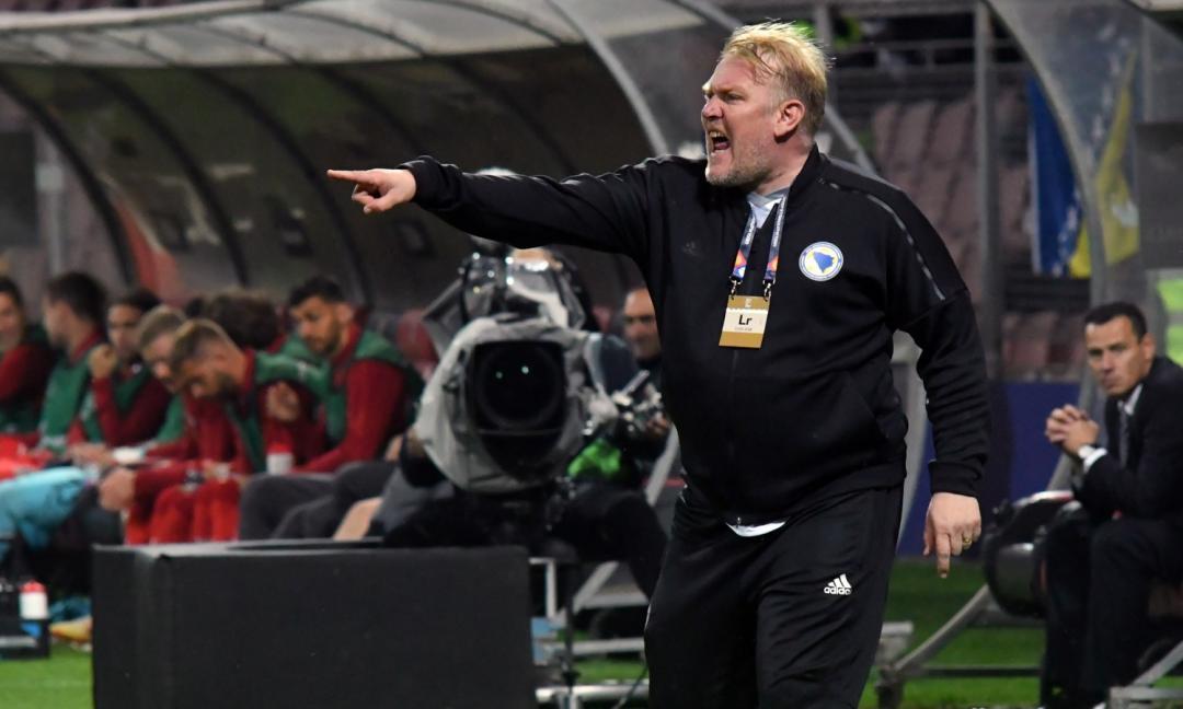 Ct Bosnia: 'Ho parlato con Pjanic, resta alla Juve'
