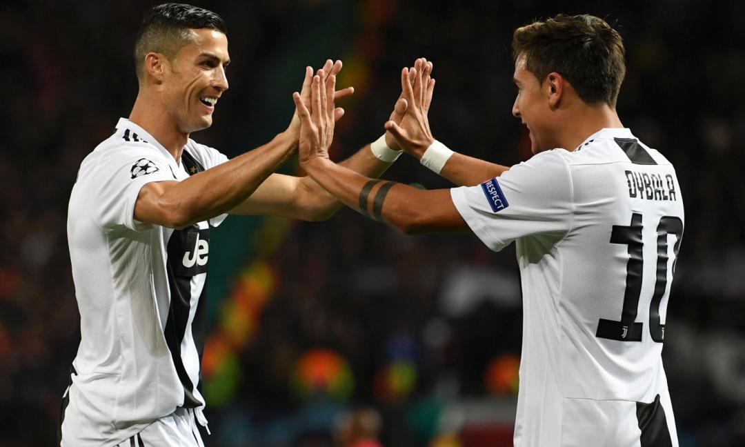 Ronaldo sfida Dybala e non solo: i cinque gol del mese di ottobre VIDEO