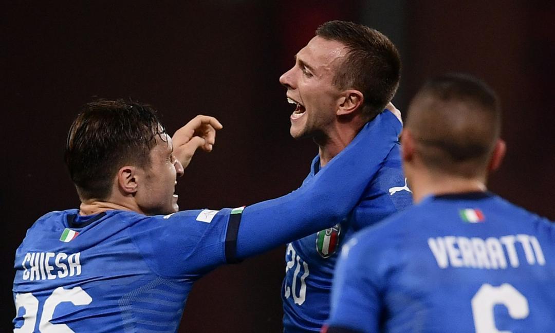 Polonia-Italia: Mancini si affida ancora a Bernardeschi: ecco le scelte
