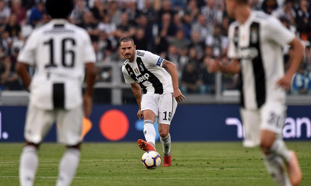 Bonucci: 'Napoli? Può darci fastidio per lo scudetto. L'Inter...'