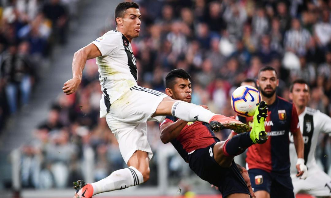 Romero all'esame Ronaldo: così conquista la Juve